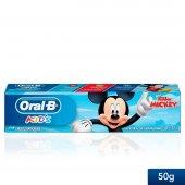 Pasta de Dente Oral-B Kids Mickey com 50g