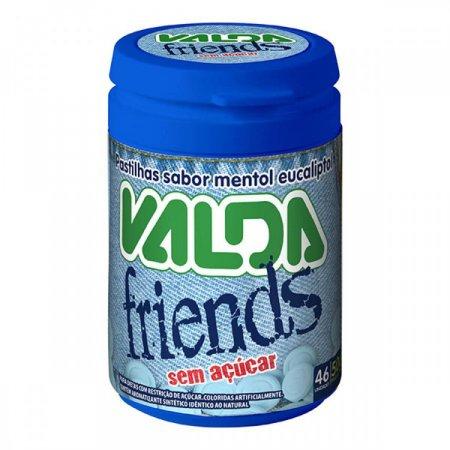 Pastilhas Valda Friends Sem Açúcar