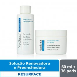 NEOSTRATA RESURFACE SMOOTH SURFACE DAILY PEEL PADS