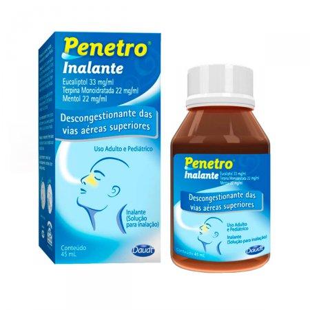 Descongestionante Nasal Penetro Inalante
