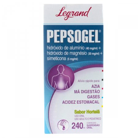 Pepsogel