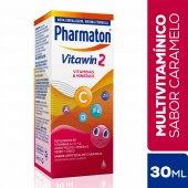 PHARMATON VITAWIN 2 COMPLEXO VITAMINICO 30ML