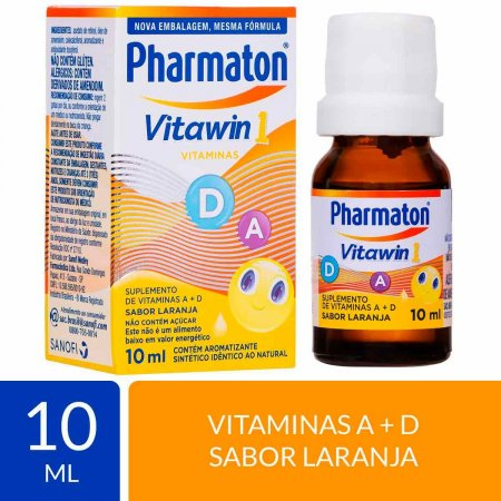 Pharmaton Vitawin 1