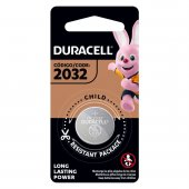 Pilhas Tipo Moeda de Lítio Duracell 2032