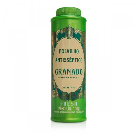 GRANADO POLVILHO ANTISSEPTICO FRESH 100G