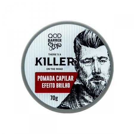 Pomada Capilar QOD Babear Shop Killer Efeito Brilho 70g | Drogasil.com Foto 1