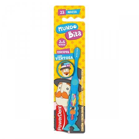 Escova Dental Impower Infantil Mundo Bita