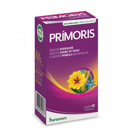 PRIMORIS 45 CAPSULAS