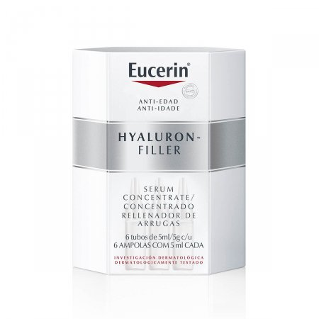 Preenchedor de Rugas Concentrado Eucerin Hyaluron-Filler