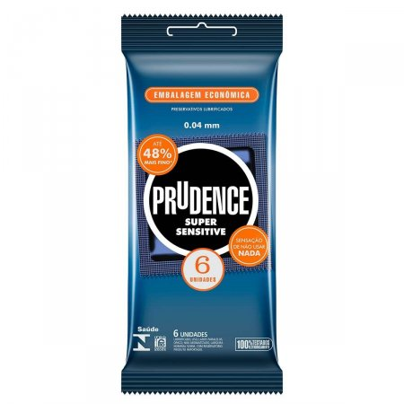 Preservativo Prudence Super Sensitive