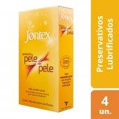 Preservativo Jontex Sensação Pele com Pele