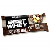 BEST WHEY PROTEIN BALL DUO CHOCOLATE AO LEITE 50G