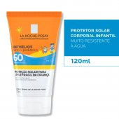 ANTHELIOS DERMO PEDIATRICS PROTETOR SOLAR INFANTIL FPS60 120ML