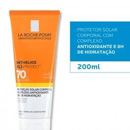Protetor Solar Corporal La Roche-Posay Anthelios XL Protect FPS 70 com 200ml