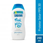 Protetor Solar Corporal Sundown Praia e Piscina FPS30