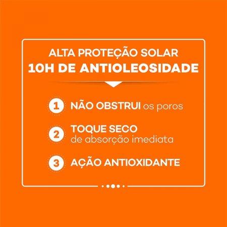 Protetor Solar Facial Actine sem Cor FPS60 40g | Drogaraia.com Foto 3