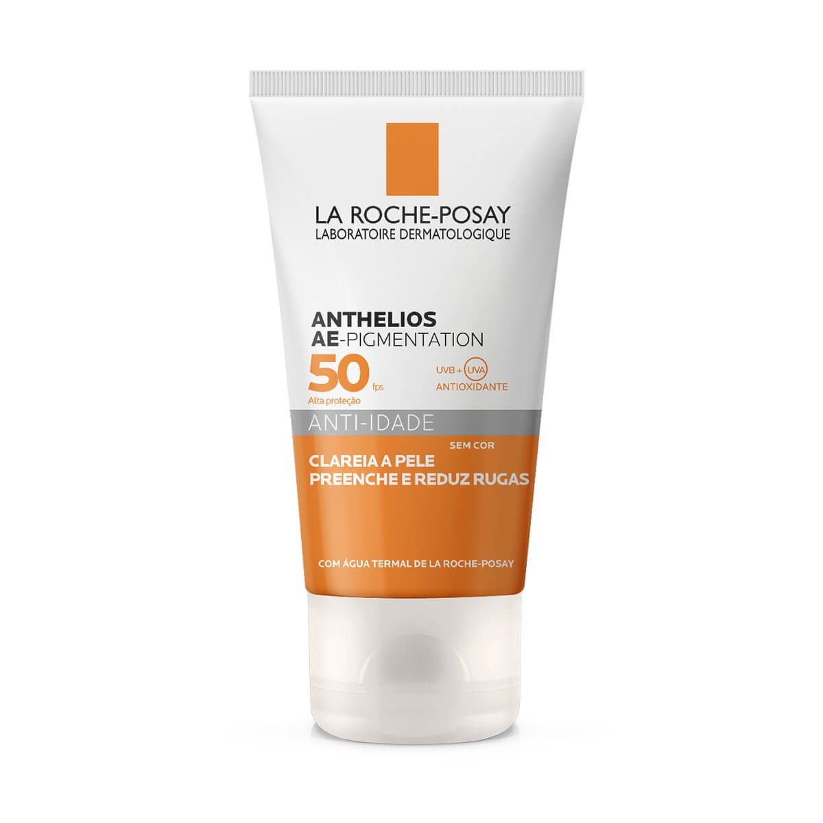 Protetor Solar La Roche-Posay Anthelios AE-Pigmentation FPS 50 Anti-idade Facial com 40g 40g