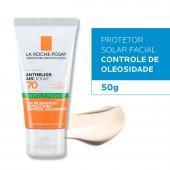 Protetor Solar Facial Anthelios Airlicium Antioleosidade FPS70