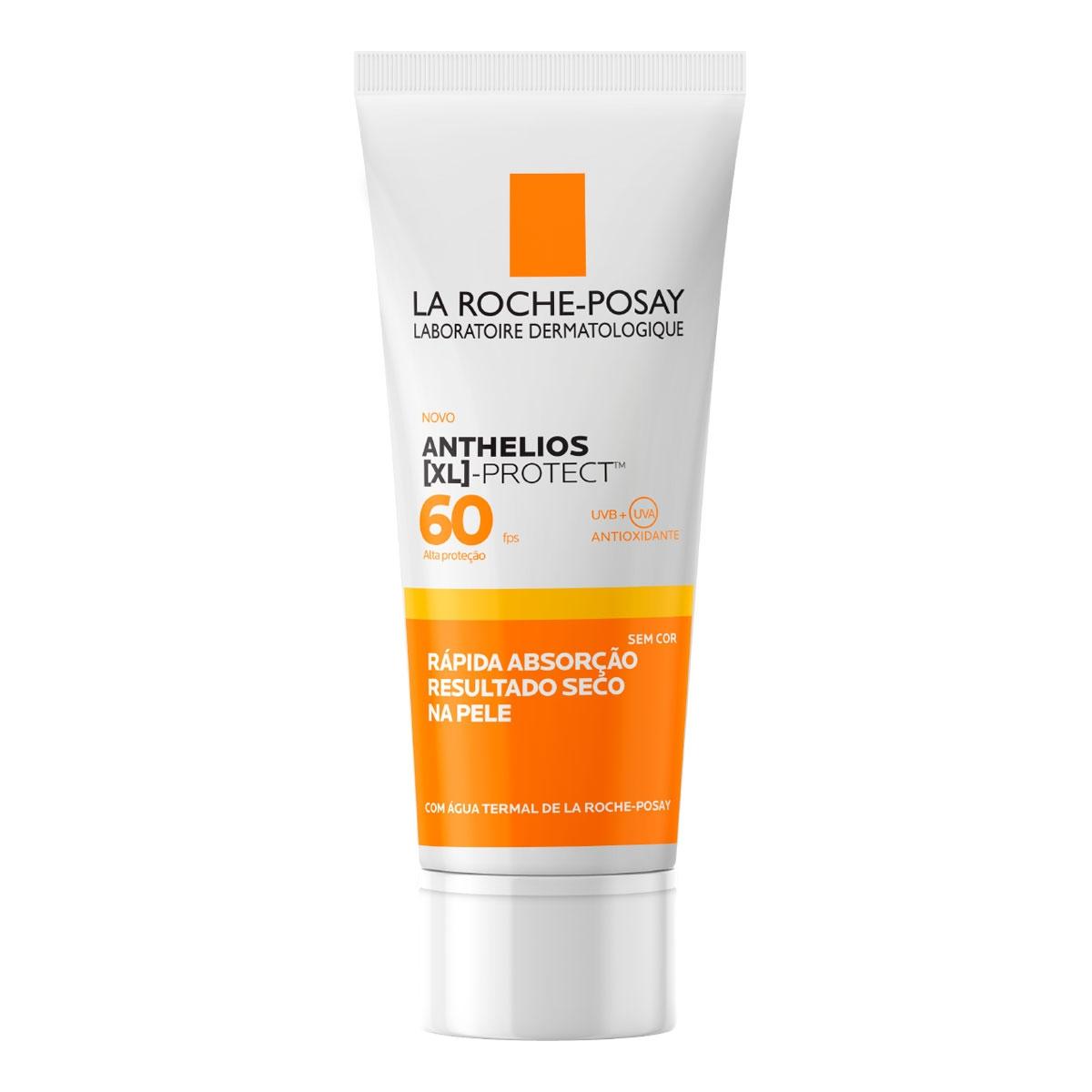 Protetor Solar Facial La Roche-Posay Anthelios XL Protect FPS 60 com 40g 40g