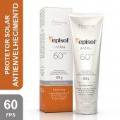 Protetor Solar Facial Episol Antiox Antienvelhecimento FPS60