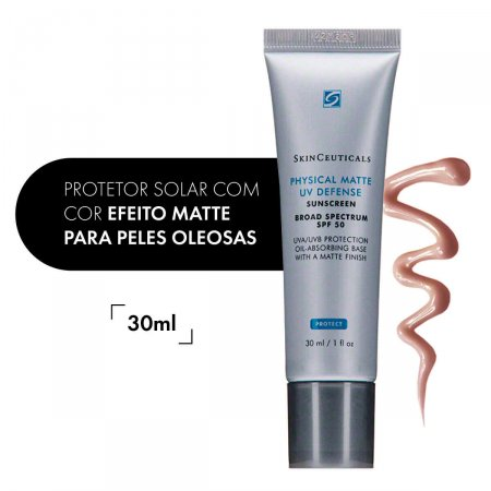 SKINCEUTICALS UV PHYSICAL MATTE FPS50 30ML