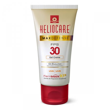HELIOCARE MAX DEFENSE FPS 30 COM REDUCAO DE OLEOSIDADE 50 GRAMAS