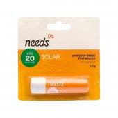 Protetor Solar Labial Needs Hidratante FPS20 com 3,6g