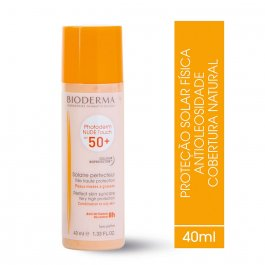 Protetor Solar Photoderm Nude Touch FPS50+ Cor Claro com 40ml
