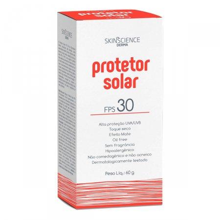 SKINSCIENCE PROTETOR SOLAR TOQ SEC FPS30 60G