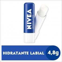 Hidratante Labial Nivea Original Care com 4,8g