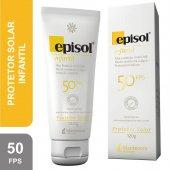 Protetor Solar Corporal Episol Infantil FPS50