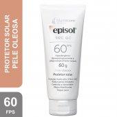 Protetor Solar Facial Episol Sec OC FPS60