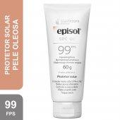 Protetor Solar Facial Episol Sec OC FPS99