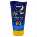 Protetor Solar Nivea Sun Kids Swim & Play FPS60 150ml | Drogasil.com Foto 1