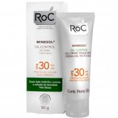 ROC MINESOL OIL CONTROL FPS30 50G PROTECAO+CONTROLE OLEOSIDADE