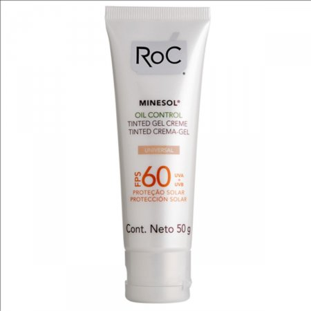 ROC MINESOL OIL CONTROL TINTED FPS60