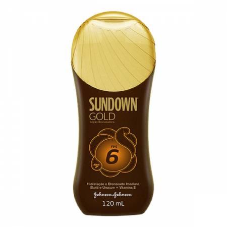 Protetor Solar Sundown Gold FPS6