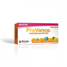 Probiótico ProVance Lima-Limão com 10 comprimidos