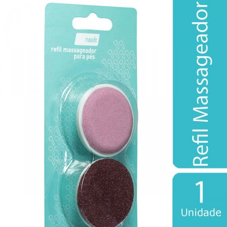 Refil Massageador para Pés Needs