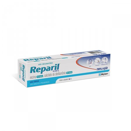 REPARIL ANALGESICO GEL 30 G