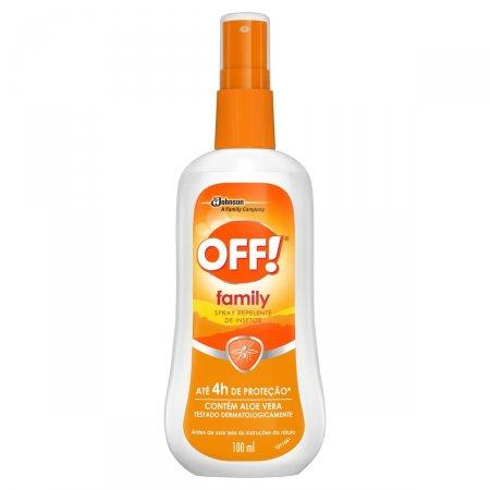 OFF FAMILY/FRESH SPRAY REPELENTE 100ML