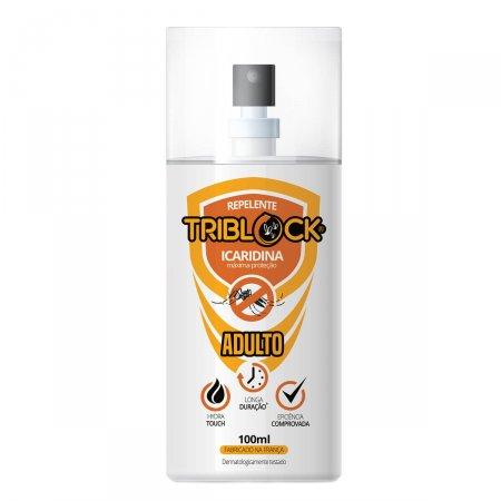 Repelente Triblock Adulto Spray