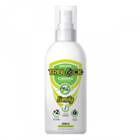 Repelente Triblock Family Spray