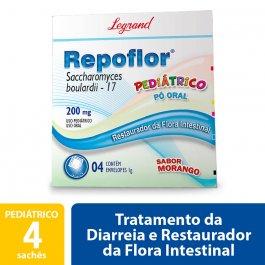 Repoflor Pediátrico 200mg