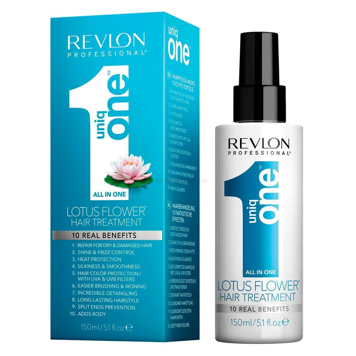 Leave-in Revlon Uniq One Lotus Flower com 150ml 150ml