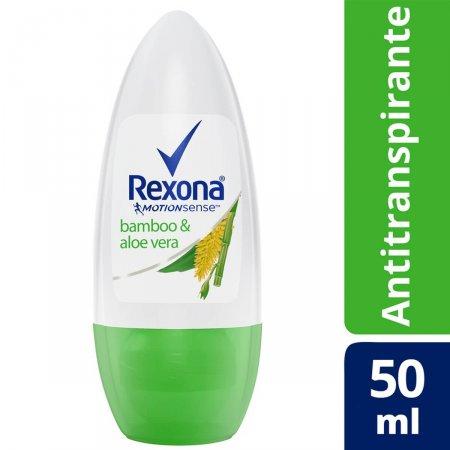 Desodorante Roll-On Rexona Bamboo