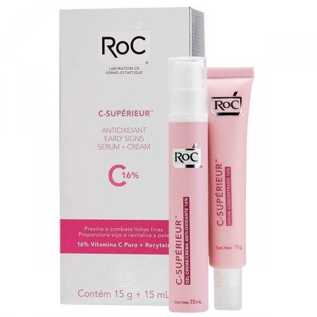ROC C-SUPERIEUR CONCENTRADO 16% COM 15ML
