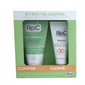 Oil Control Antioxidante Sérum FPS30 + Oil Control Intensive Cleanser