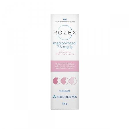 ROZEX 0,75 % GEL 30G