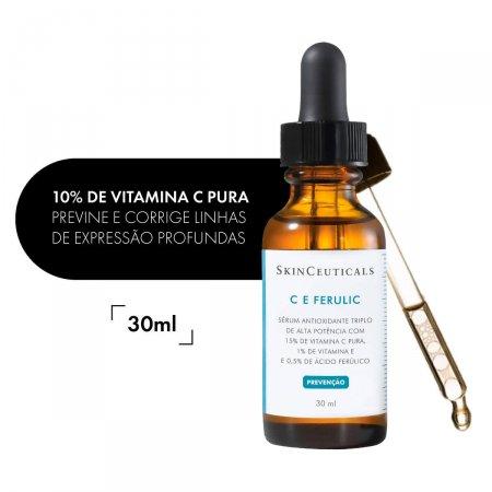 SKINCEUTICALS SERUM ANTIOXIDANTE CREME ANTI RUGA FERULIC 30 ML